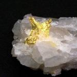 自然金(金鉱石)