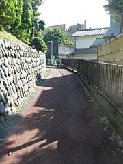 国分寺への道