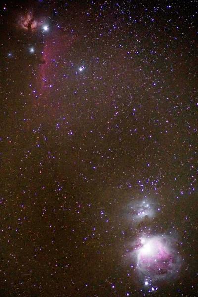 馬頭星雲121013