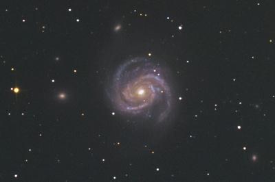 NGC4321(M100)-1604center