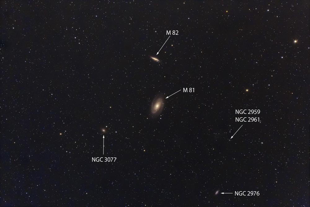 M81(NGC 3031・銀河・おおぐま...