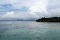 ちょっと晴れて南の島気分